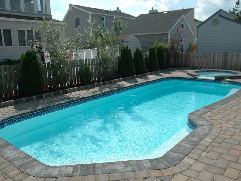 Custom model pools the pool guyz for Pool design kg