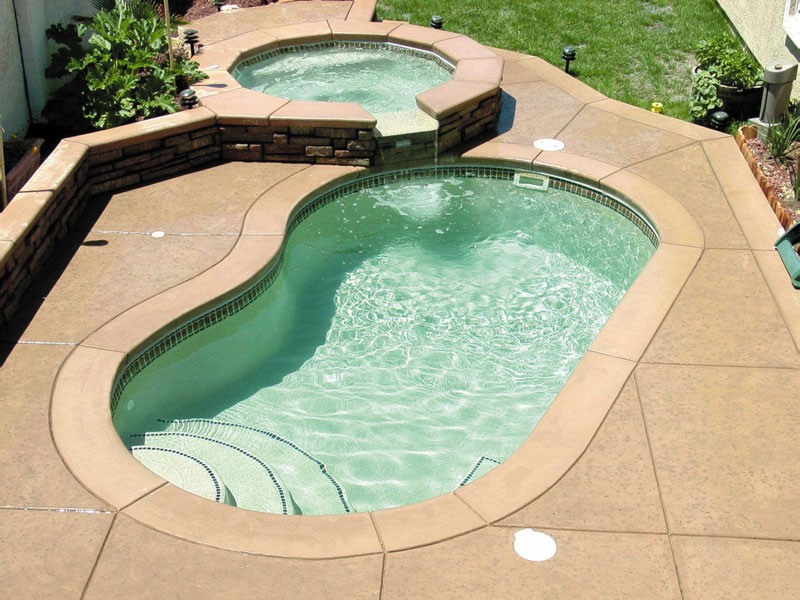 Kidney model pools the pool guyz for Pool design kg