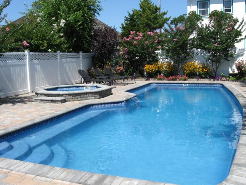 Custom Model Pools Fiberglass Pools Virginia Beach And