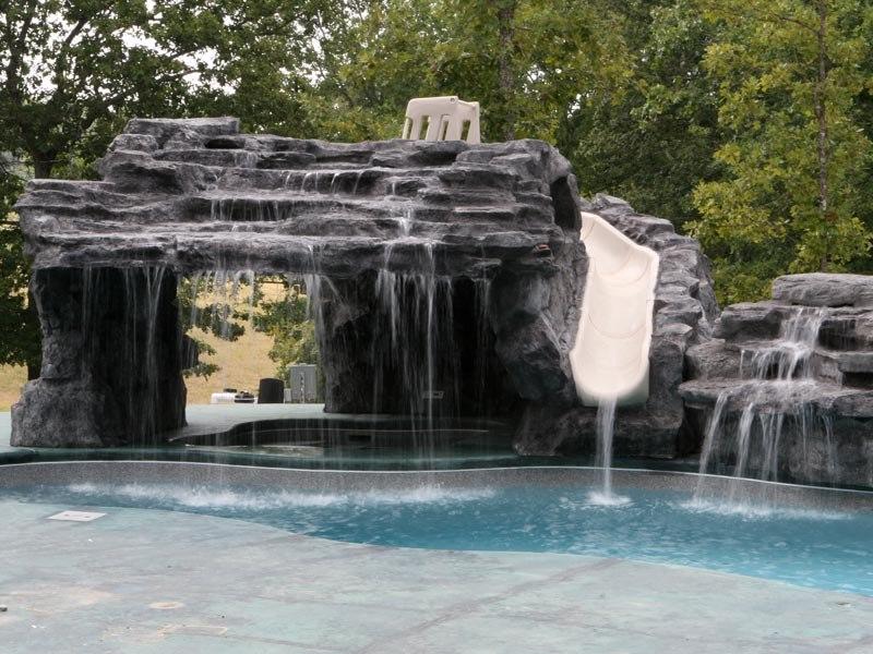 Grottos the pool guyz for Grotto design ideas
