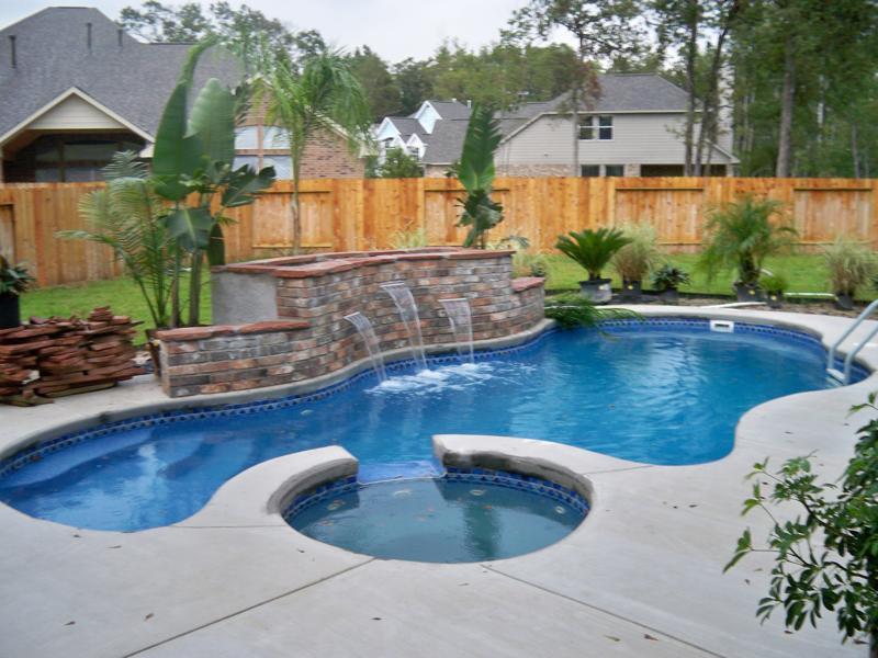 Laguna Deluxe Fiberglass Pools Virginia Beach And Trinity Florida